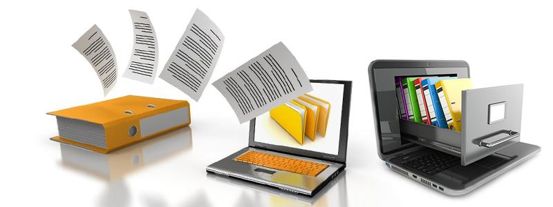 نرم افزار مدیریت اسناد دیجیتال سافت تک